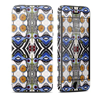 Apple iPhone 5S Skin - Tribal Sun