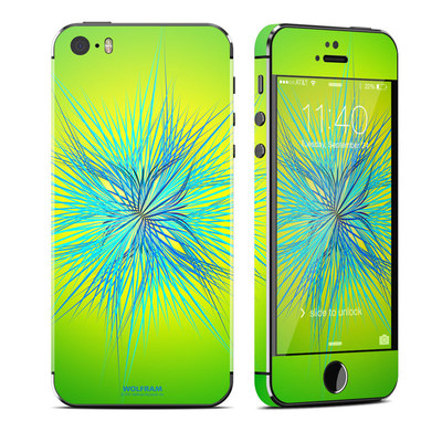 Apple iPhone 5S Skin - Tube Stellations