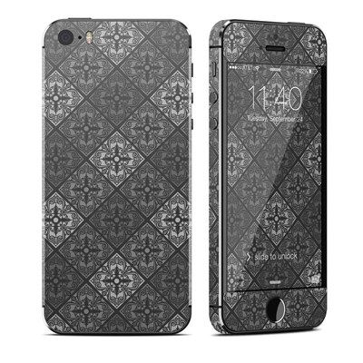 Apple iPhone 5S Skin - Tungsten