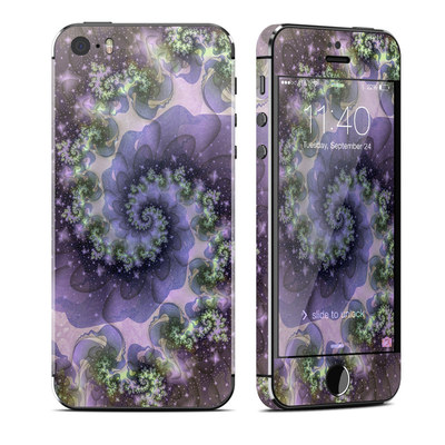 Apple iPhone 5S Skin - Turbulent Dreams