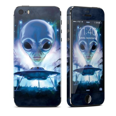 Apple iPhone 5S Skin - UFO