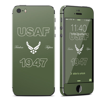 Apple iPhone 5S Skin - USAF 1947