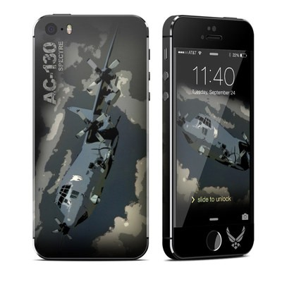 Apple iPhone 5S Skin - AC-130