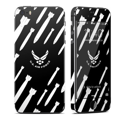 Apple iPhone 5S Skin - Bombs Away