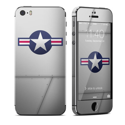 Apple iPhone 5S Skin - Wing