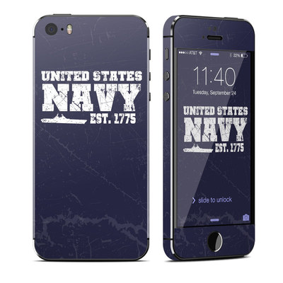 Apple iPhone 5S Skin - USN 1775