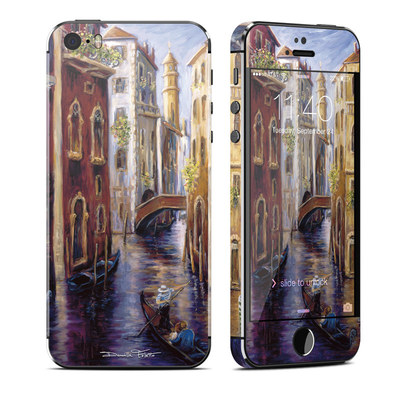 Apple iPhone 5S Skin - Venezia