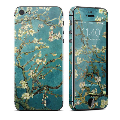 Apple iPhone 5S Skin - Blossoming Almond Tree