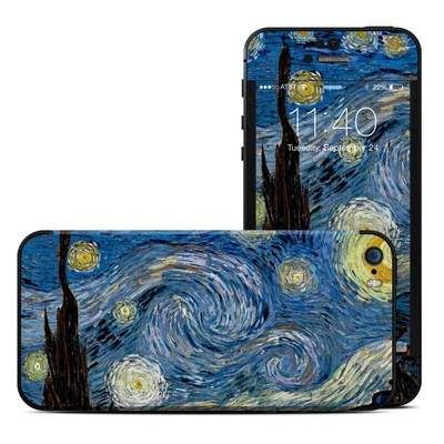 Apple iPhone 5S Skin - Starry Night