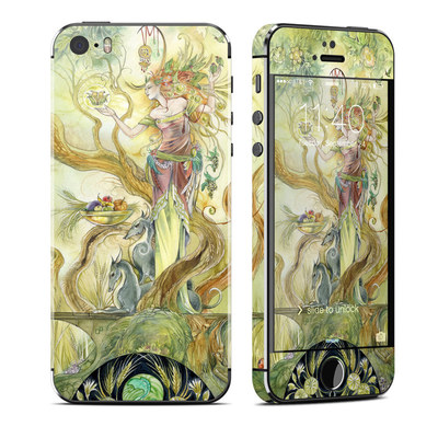 Apple iPhone 5S Skin - Virgo