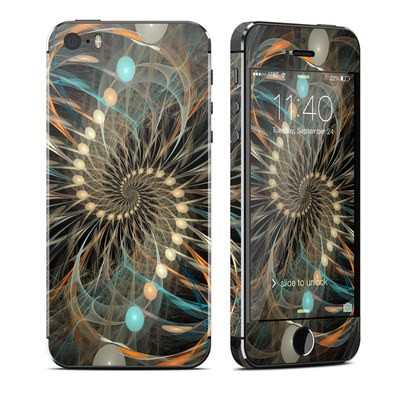 Apple iPhone 5S Skin - Vortex