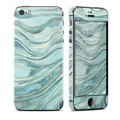 Apple iPhone 5S Skin - Waves