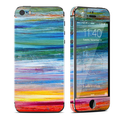 Apple iPhone 5S Skin - Waterfall
