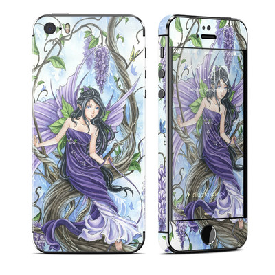 Apple iPhone 5S Skin - Wisteria