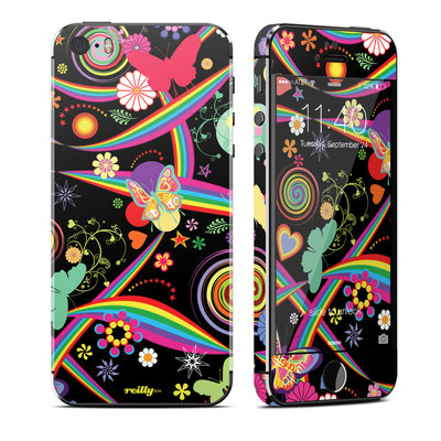 Apple iPhone 5S Skin - Wonderland