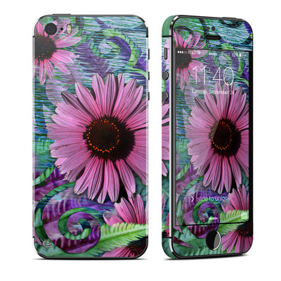 Apple iPhone 5S Skin - Wonder Blossom