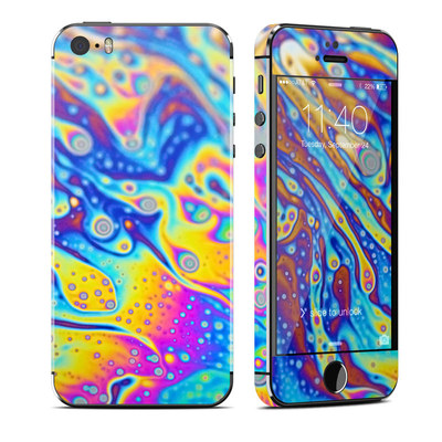 Apple iPhone 5S Skin - World of Soap
