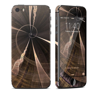 Apple iPhone 5S Skin - Wall Of Sound