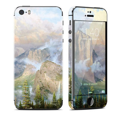 Apple iPhone 5S Skin - Yosemite Valley
