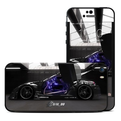 Apple iPhone 5S Skin - Z33 Dark