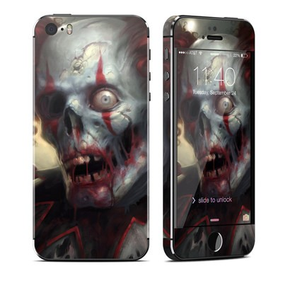 Apple iPhone 5S Skin - Zombini