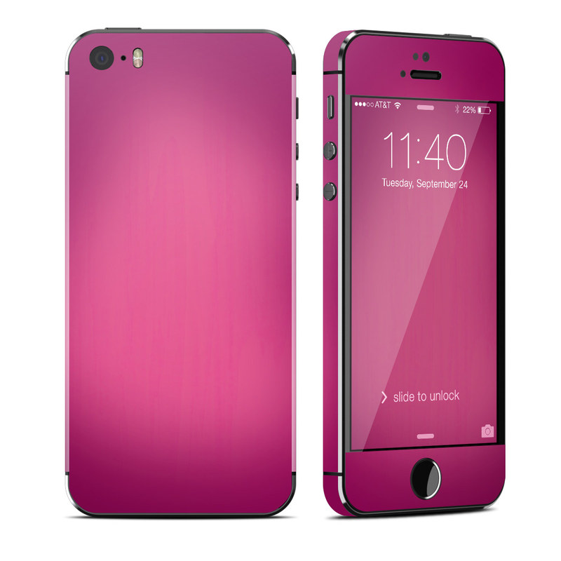 watch 8ea32 8c67c Apple iPhone 5S Skin - Pink Burst by DecalGirl Collective