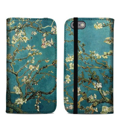 Apple iPhone 6 Folio Case - Blossoming Almond Tree