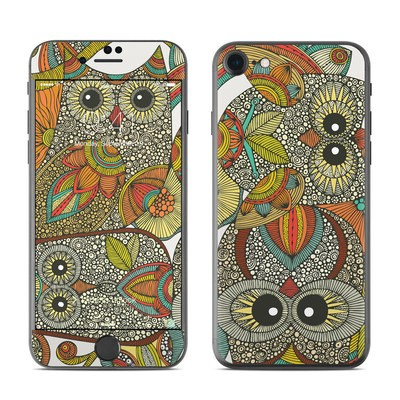 Apple iPhone 7 Skin - 4 owls