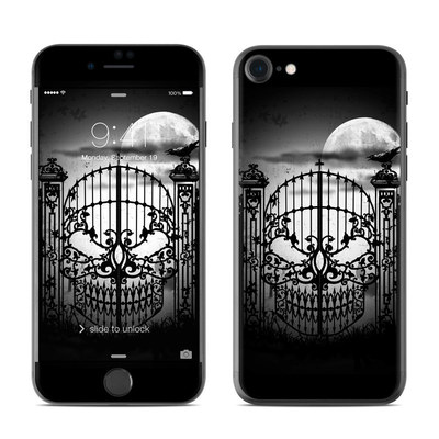 Apple iPhone 7 Skin - Abandon Hope