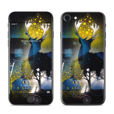 Apple iPhone 7 Skin - Aurora Borealis
