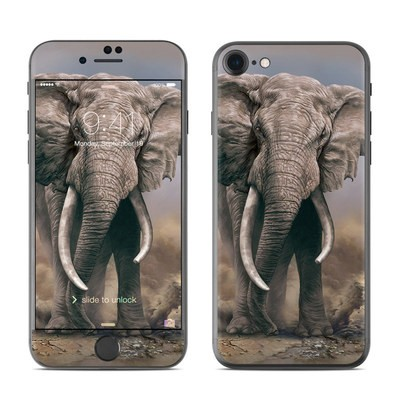 Apple iPhone 7 Skin - African Elephant