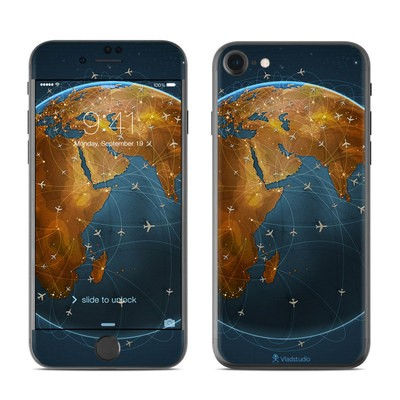 Apple iPhone 7 Skin - Airlines