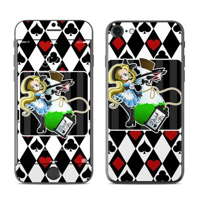 Apple iPhone 7 Skin - Alice