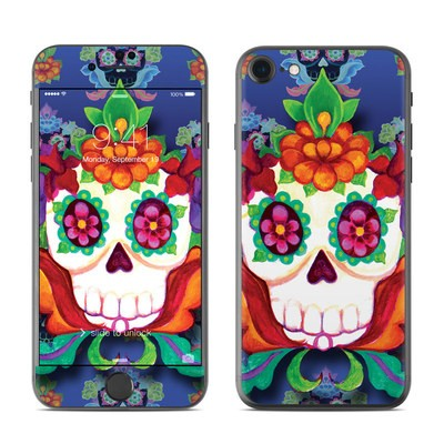 Apple iPhone 7 Skin - Altar Skull