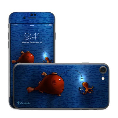Apple iPhone 7 Skin - Angler Fish