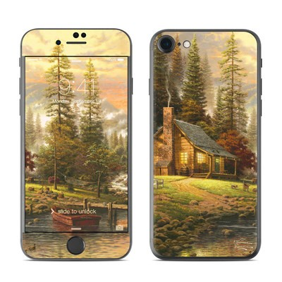 Apple iPhone 7 Skin - A Peaceful Retreat