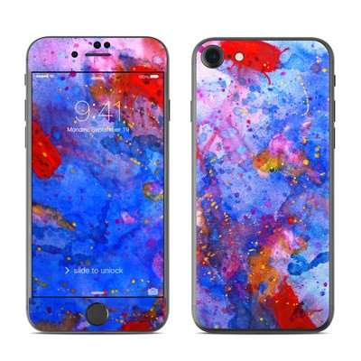 Apple iPhone 7 Skin - Aqua-ese