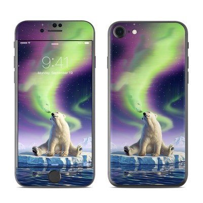 Apple iPhone 7 Skin - Arctic Kiss