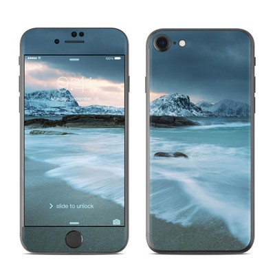 Apple iPhone 7 Skin - Arctic Ocean