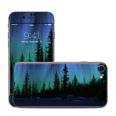 Apple iPhone 7 Skin - Aurora
