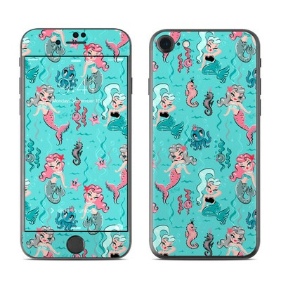 Apple iPhone 7 Skin - Babydoll Mermaids