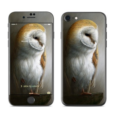 Apple iPhone 7 Skin - Barn Owl