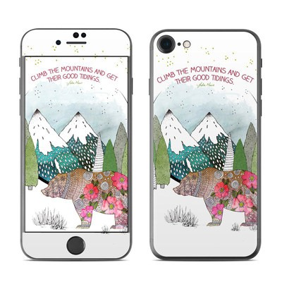 Apple iPhone 7 Skin - Bear Mountain