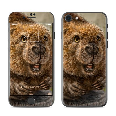 Apple iPhone 7 Skin - Beaver Totem