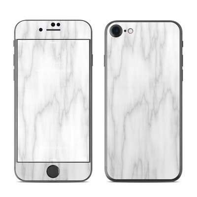 Apple iPhone 7 Skin - Bianco Marble