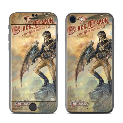 Apple iPhone 7 Skin - The Black Baron