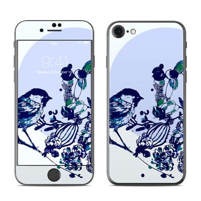 Apple iPhone 7 Skin - Bluebird