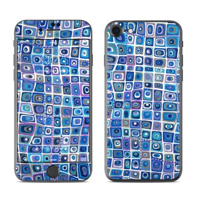 Apple iPhone 7 Skin - Blue Monday