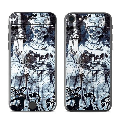 Apple iPhone 7 Skin - Black Mass