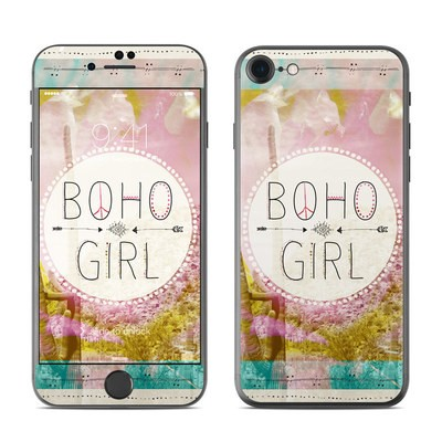 Apple iPhone 7 Skin - Boho Girl